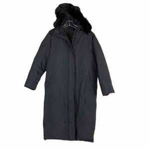 Ralph Lauren Down Quilted Puffer Parka Coat Jacket